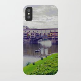 Ponte Vecchio, Florence iPhone Case
