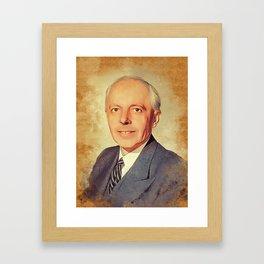 Bela Bartok, Music Legend Framed Art Print