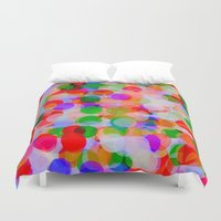 circles Duvet Covers featuring *Circles***** by Mr & Mrs Quirynen