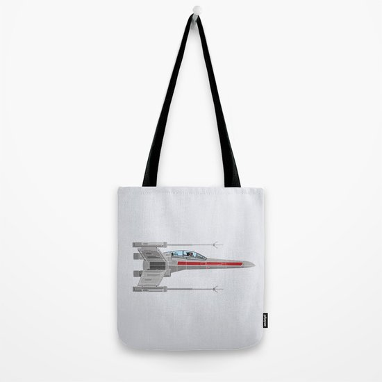 Red Leader to Goose, It's A TRAP! Tote Bag