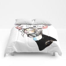 Buck (isolated) Comforters
