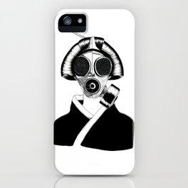 Geisha II iPhone Case