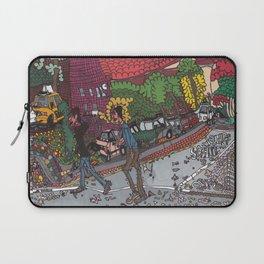 Jills Street - New York Laptop Sleeve