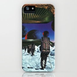 On The Ice iPhone Case