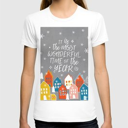 wondeful time of the year T-shirt