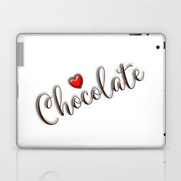 Love Chocolate Laptop & iPad Skin
