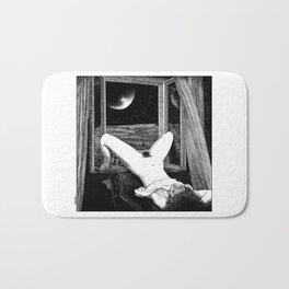 asc 558 - Le clair de femmes (Moonstruck) Bath Mat