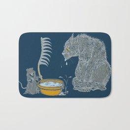The Rat Reaper Bath Mat