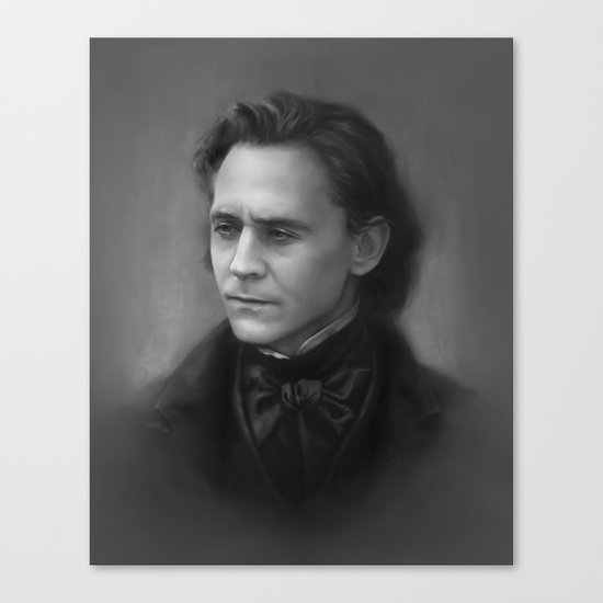 Sir Thomas Sharpe Canvas Print