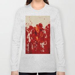 Blood Heart Long Sleeve T-shirt