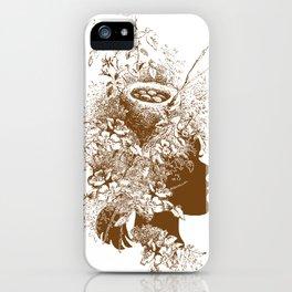 Birds Nest Head iPhone Case