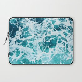 Ocean Splash IV Laptop Sleeve