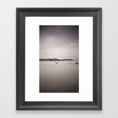 Thin Fog #2 Framed Art Print