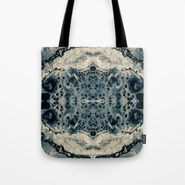 Sepia Star of Twighlight Tote Bag