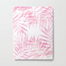 Pink Tropicana Metal Print