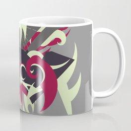 Abstraction Thirty Raijin Coffee Mug