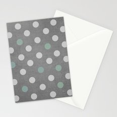 Concrete & PolkaDots Stationery Cards