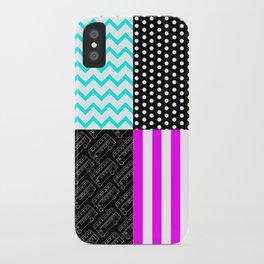 BritzPop  iPhone Case