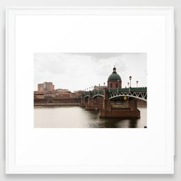 Toulouse III Framed Art Print