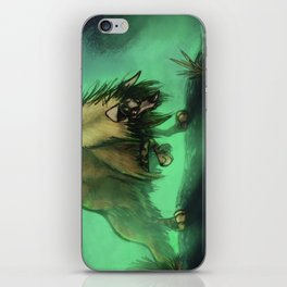 hyena iPhone Skin