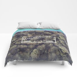 Kushloc Bag of Weed Comforters