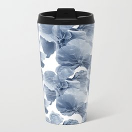 Floral pattern 12 Travel Mug