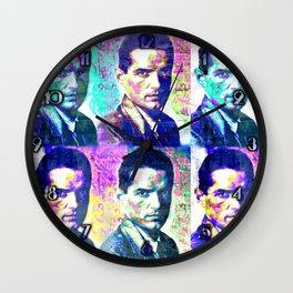 Falco Grafitti Wall Clock