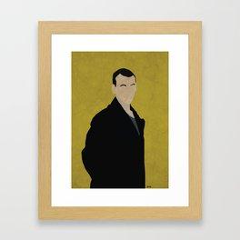 9th Framed Art Print