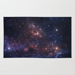 Stars and Nebula Rug
