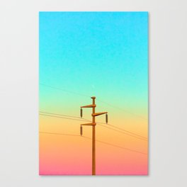 connected II Canvas Print