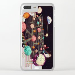 THE CONQUEST OF THE PARADISE Clear iPhone Case