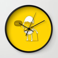 Heggllo! Wall Clock