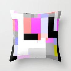Shape 01 Throw Pillow