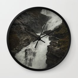 Whitewater Wall Clock