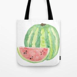 Watermelon Watercolour  Tote Bag