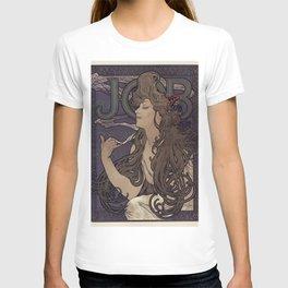 Alfonse Mucha HF5 T-shirt