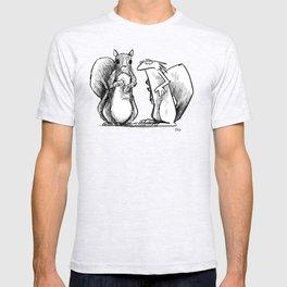 Identity of self T-shirt