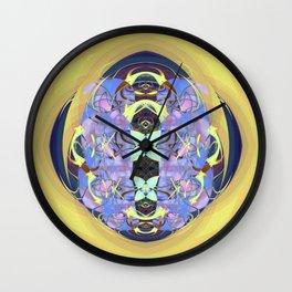 Triad Wall Clock