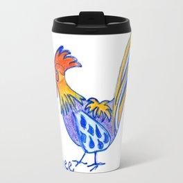 Rooster No. 1 Travel Mug