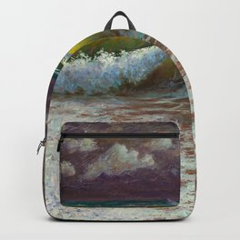wild waves Backpack