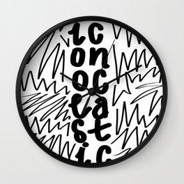 ico Wall Clock