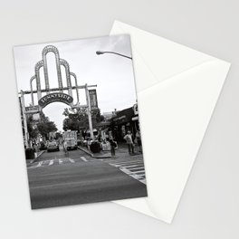 Sunnyside Arch Stationery Cards