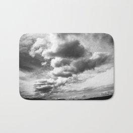 ....Cloudy Ride... Bath Mat