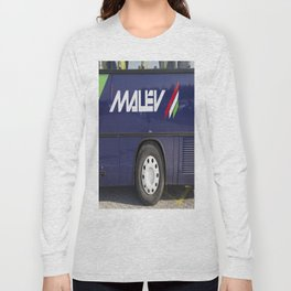 Malev Airlines Long Sleeve T-shirt