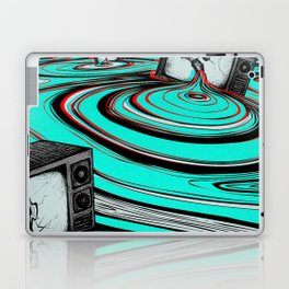 Lake of Static Laptop & iPad Skin