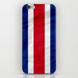 Costa Rica - North America Flags iPhone Skin