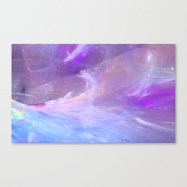 Within the glacier Canvas Print