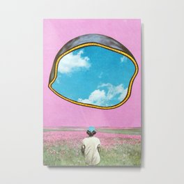 Quattro stagioni - Primavera (collaboration with Flirst) Metal Print