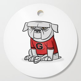 Bulldog from Georgia Cutting Board