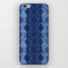 Shibori Twelve iPhone & iPod Skin